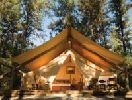 Exemples de glamping